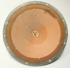 "vintage * PHILCO 14  RADIO part: Working 10 & 7/8"" FIELD COIL SPEAKER - 6400 ohm"