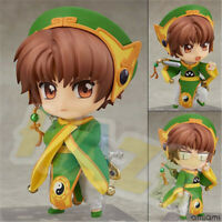 Nendoroid 763# Anime Cardcaptor Sakura Li Syaoran Figure Toy Collection 10cm PVC