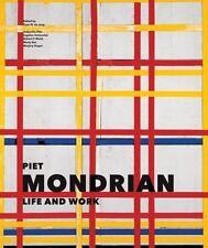 PIET MONDRIAN - DE JONG, CEES W. (EDT)/ OTTE, KATJUSCHA (CON)/ VERMEULEN, INGELI