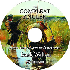 The Compleat Angler - MP3 CD Audiobook in paper sleeve