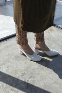 "A DETACHER ""patches"" leggings pencil pant high waist NEW NWT 6 FLORAL liberty"
