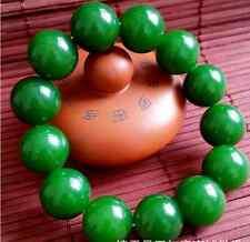16MM Hot natural jasper bracelet / Men 's  Hetian jade beads bracelet