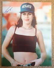 Fairuza Balk signed The Waterboy 11x14. Rare Private signing
