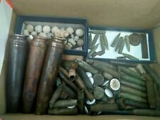 More details for job lot militaria ww2,ww1 and napokeonic musket balls