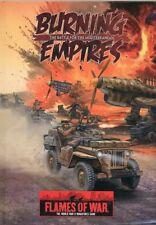Burning Empires: Battle for the Mediterranean (Flames of War) (Ha. 9780986466137