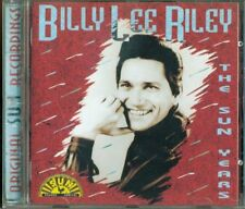 Billy Lee Riley - The Sun Years Cd Perfetto