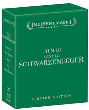 ARNOLD SCHWARZENEGGER COLLECTION 5 FILM (5 BLU-RAY) LIMITED EDITION
