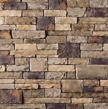 Stone Veneer Cultured Bucks County Cliff Face Stone 88 Square Feet!  In Stock!