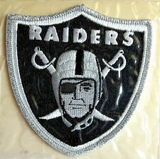 OAKLAND LOS ANGELES RAIDERS Willabee Ward NFL TEAM EMBLEM COLLECTION PATCH ONLY