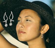 Ohrschmuck Earspirals Magic Light Ohrringe - Ohrhänger Silber 925