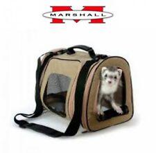 "Marshall Designer Pet Tote 11.5""x10""x10"" Carry Small Pet Ferret Rabbit"