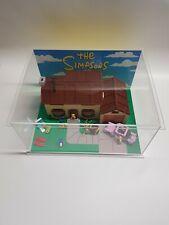 Teca Lego 71006 Casa Simpson in plexiglass