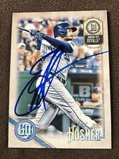 Eric Hosmer Signed 2018 Gypsy Queen Autographed Card Auto Padres