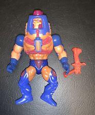 "Vintage 1983 He-Man Masters of the Universe ""Man-E-Faces"" Action Figure (MOTU)"