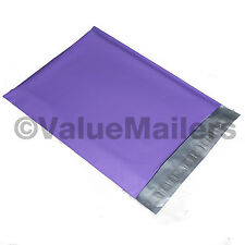200 75x105 Purple Poly Mailers Shipping Envelopes Bag Couture Boutique Bags