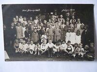 Ansichtskarte Bad Dürrheim Saison 1922 Personen Schulklasse ??