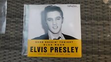 """RARE Elvis Presley ROLLING STONE  Germany 2017 incl. 7"""" SUN single and CD RARE !"""
