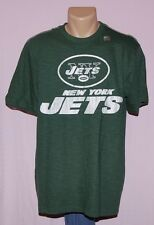 New York Jets NFL Apparel Team Name & Logo T-Shirt LRG