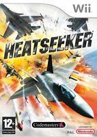 Heatseeker (Nintendo Wii Game) *GOOD CONDITION*