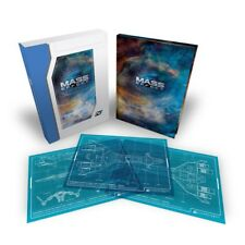 Art of Mass Effect Andromeda Limited Edition Collectors Clamshell Sealed New
