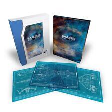 ART of Mass Effect ANDROMEDA edizione limitata da collezione sigillato a conchiglia Nuovo