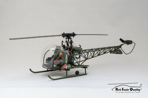Fuselage kit Bell 47D 1:32 For Blade mCPX and mCPS