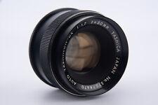 Yashica Yashinon DX 50mm f/1.7 Standard Prime Lens for M42 Screw Mount V14