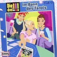 DIE DREI !!! - IM BANN DES TAROTS (09) CD NEU
