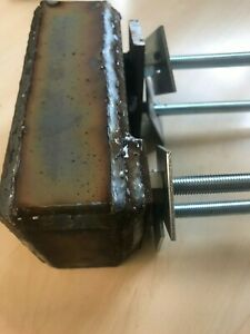 REFRIGERATED SHIPPING CONTAINER LOCK BOX 160 MM BOLTS ACCOMMODATES THICK DOORS