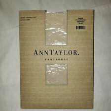 Ann Taylor Hosiery Natural Size B