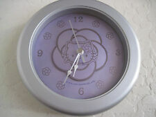 SANRIO HELLO KITTY SILVER CLOCK