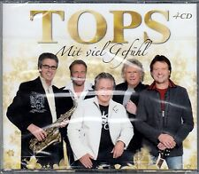 Tops: with Too Feeling/4 CD Set - New