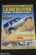 Land Rover Owner International July 2008, Eco Defender/Discovery 1 Guide/Rescue