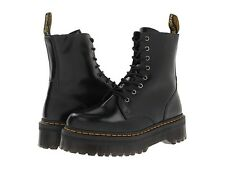 Dr. Martens Women`s Jadon Aggy Style BLACK Smooth US 7 EU 38 UK 5 LAST!!!