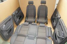 Audi a6 4f allroad cuero equipamiento cuero negro de tela avant asientos de piel Memory