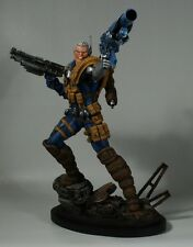 CABLE CLASSIC STATUE BY BOWEN DESIGNS, SCULPTED BY THE KUCHAREK BROTHERS