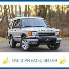 2002 Land Rover Discovery Se Serviced Low 77K mi Garaged Florida Car