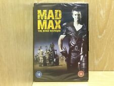 Mad Max The Road Warrior DVD New & Sealed Mel Gibson