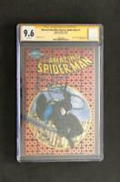 AMAZING SPIDER-MAN 300 CGC 9.6 SS STAN LEE CHROMIUM SIGNED COLLECTIBLE CLASSICS