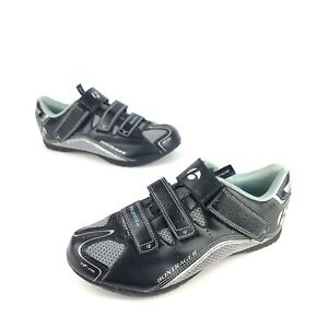 Bontrager Inform Solstice Road Cycling Shoes Womens Size 6.5 US + Shimano Cleats