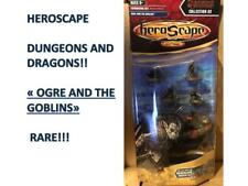 HEROSCAPE OGRE AND THE GOBLINS THE BATTLE OF ALL TIME COLL D2 DUNGEONS & DRAGONS
