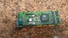 nVidia 32MB Quadro 2 MXR AGP Video Card MS-8817