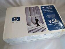 HP 95A 92295 Toner Black Factory Sealed w/BOX  NEW OEM 609224776519