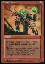 MAGIC GOBLIN GRENADE - GRANATA GOBLIN  Christopher Rush Art (FALLEN EMPIRES)