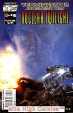 TERMINATOR 2 FUTURE WAR: NUCLEAR TWILIGHT (1995 Series) #4 Near Mint Comics Book