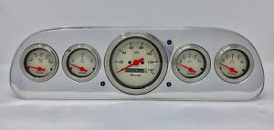 1960 1961 1962 1963 Ford Falcon Gauge Dash Cluster Shark