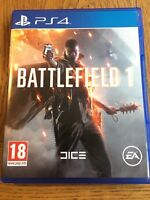 Battlefield 1 (unsealed) - PS4 UK Release New!