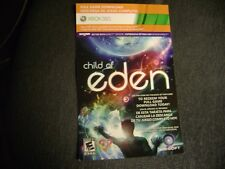 CHILD OF EDEN FULL GAME DOWNLOAD CODE for XBOX 360 ~ NEW