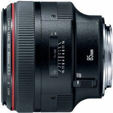 Canon EF 85mm f/1.2 L II AF USM Lens