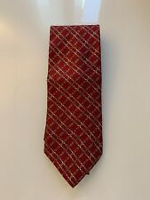 Cravatte Vintage - 100% seta - Ottime condizioni - Gucci - Hermes - Marinella